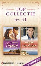 Topcollectie 34 (6-in-1) - Melanie Milburne (ISBN 9789402527308)