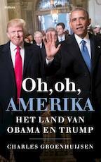 Oh oh Amerika - Charles Groenhuijsen (ISBN 9789460035012)