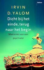 Worden wie je bent - Irvin D. Yalom (ISBN 9789460035159)
