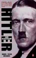 Hitler - Ian Kershaw (ISBN 9780140133639)