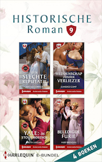 Historische roman e-bundel 9 (4-in-1) - Nicola Cornick (ISBN 9789402529609)