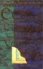 Het eiland van de vorige dag - Umberto Eco (ISBN 9789035114487)