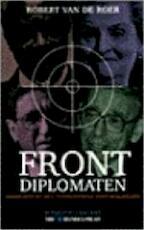 Frontdiplomaten - Robert van de Roer (ISBN 9789050184304)