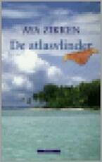 De atlasvlinder - Aya Zikken (ISBN 9789045011233)