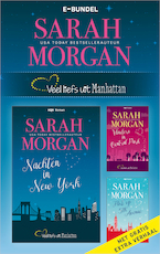 Veel liefs uit Manhattan (3-in-1) - Sarah Morgan (ISBN 9789402531886)