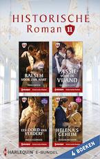 Historische roman e-bundel 11 (4-in-1) - Anne Gracie (ISBN 9789402531947)