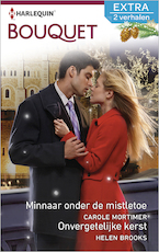 Minnaar onder de mistletoe ; Onvergetelijke kerst (2-in-1) - Carole Mortimer (ISBN 9789402531633)