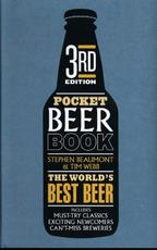 Pocket Beer 3rd edition: The indispensable guide to the world's beers - Tim Webb, Stephen Beaumont (ISBN 9781784723361)