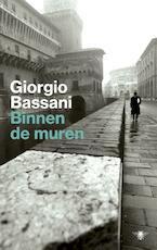 Binnen de muren - Giorgio Bassani (ISBN 9789403102504)