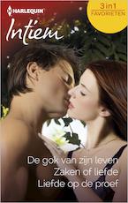 De gok van zijn leven ; Zaken of liefde ; Liefde op de proef (3-in-1) - Brenda Jackson (ISBN 9789402532319)