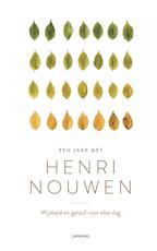 Een jaar met Henri Nouwen - Henri Nouwen (ISBN 9789401451413)
