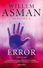 Error - Willem Asman (ISBN 9789026341045)