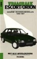 Vraagbaak ford escort orion / 1980-1986 - P. Olving (ISBN 9789020119794)