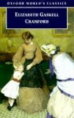 Cranford - Elizabeth Gaskell (ISBN 9780192832092)