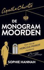 De monogram moorden - Sophie Hannah (ISBN 9789044354119)
