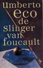 De slinger van Foucault - Umberto Eco, Yond Boeke (ISBN 9789035111752)