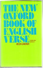 The new Oxford book of English verse: 1250-1950 - Helen Gardner