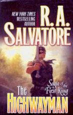 The Highwayman - R. A. Salvatore (ISBN 9780330461658)