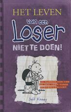 Het leven van een Loser 5 - Niet te doen! - Jeff Kinney (ISBN 9789026147029)