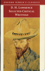 Selected Critical Writings - David Herbert Lawrence (ISBN 9780192823649)