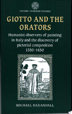 Giotto and the Orators - Michael Baxandall (ISBN 9780198173878)
