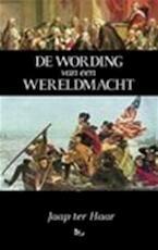 De wording van een wereldmacht - Jaap ter Haar (ISBN 9789043506373)