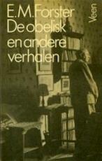 De obelisk en andere verhalen - Edward Morgan Forster, Bas Heijne (ISBN 9789020422627)