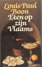 Eten op zijn Vlaams - Louis Paul Boon