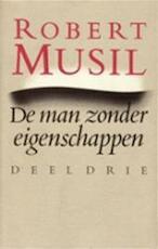 Man zonder eigenschappen / 3 - Robert Musil (ISBN 9789029037631)