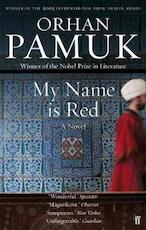 My Name is Red - Orhan Pamuk (ISBN 9780571268832)