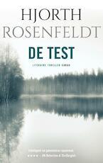 De test - Hjorth Rosenfeldt (ISBN 9789403148007)
