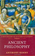 A new history of Western philosophy - Anthony John Patrick Kenny (ISBN 9780198752738)