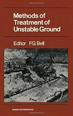 Methods of treatment of unstable ground - F. G. Bell (ISBN 9780408001663)
