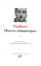 Oeuvres Romanesques II - William Faulkner (ISBN 2070113159)