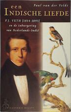 Een Indische liefde - Paul van der Velde (ISBN 9789050185295)