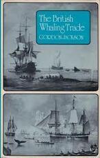 British whaling trade - Gordon Jackson