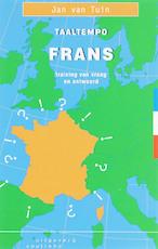Taaltempo Frans - J. van Tuin (ISBN 9789046900468)