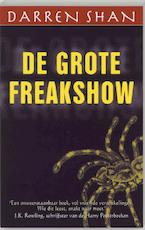 De Grote Freakshow - Darren Shan (ISBN 9789026131073)