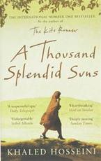 A Thousand Splendid Suns - Khaled Hosseini (ISBN 9780747593775)