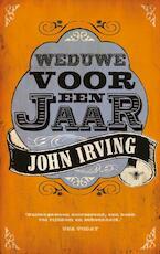 Weduwe voor een jaar - John Irving (ISBN 9789023429241)