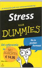 Stress voor Dummies - Allen Elkin (ISBN 9789043010436)
