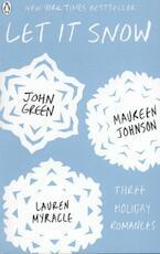 Let it Snow - John Green (ISBN 9780141349176)