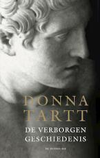 De verborgen geschiedenis - Donna Tartt (ISBN 9789023483151)