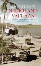 Nederland valt aan - Ad van Liempt (ISBN 9789460035531)