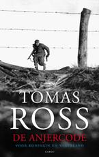 De anjercode - Thomas Ross