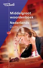Van Dale Middelgroot woordenboek Nederlands-Duits - Unknown (ISBN 9789066482876)