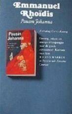 Pausin Johanna - Emmanuel Rhoïdis, Gerrit Komrij (ISBN 9789029535366)