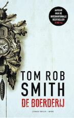 De boerderij - Tom Rob Smith (ISBN 9789026333316)