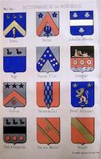 Dictionnaire de la Noblesse et du Blason - Jouffroy d' Eschavannes