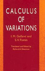 Calculus of Variations - I. M. Gelfand (ISBN 9780486414485)